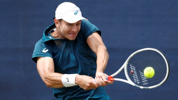 Canadian qualifier Brayden Schnur's fairytale run ends in New York Open final