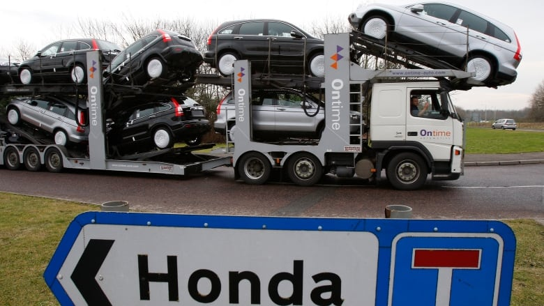 Honda decision a 'bitter blow' to UK: Business minister