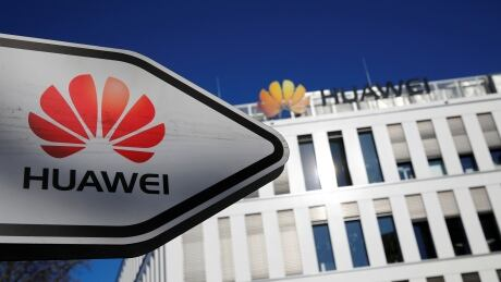 HUAWEI - 5G - German offices