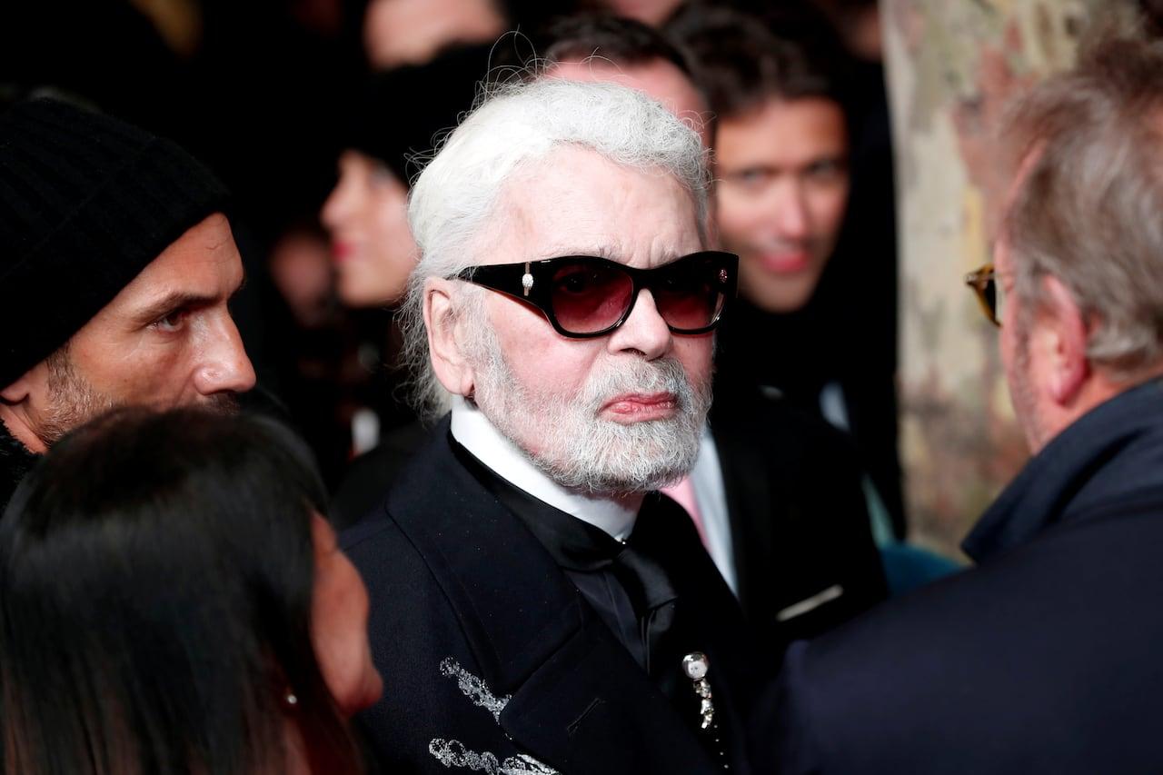 Fashion Designer Karl Lagerfeld Chanel S Creative Director Dead At 85 Cbc News