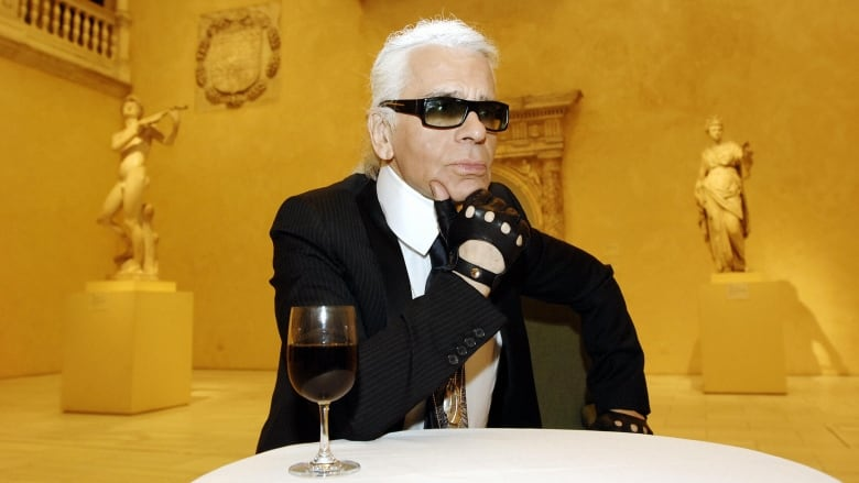 38177c46d127 Karl Lagerfeld s death is end of an era