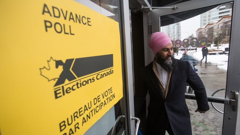 Advance poll numbers dont show massive early turnout for burnaby