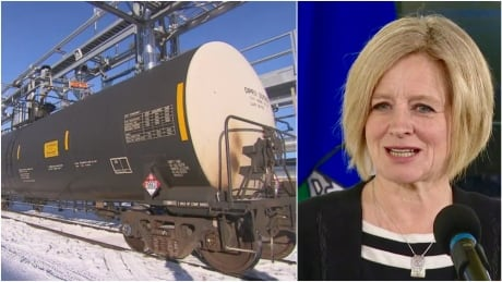 Why Rachel Notley's crude-by-rail plan is risky and possibly unnecessary