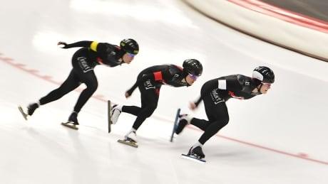 speed-skating