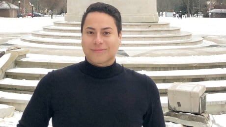 Andrew Moraga named Kitchener Centre NDP candidate for federal election