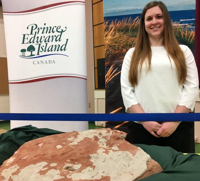 Dimetrodon expert, Laura Macneil