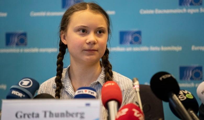 Image result for climate change teenage speaker