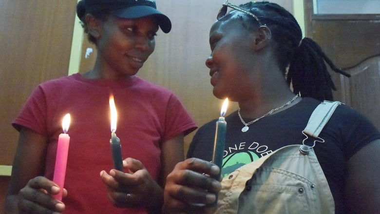 Kenya homofil dating
