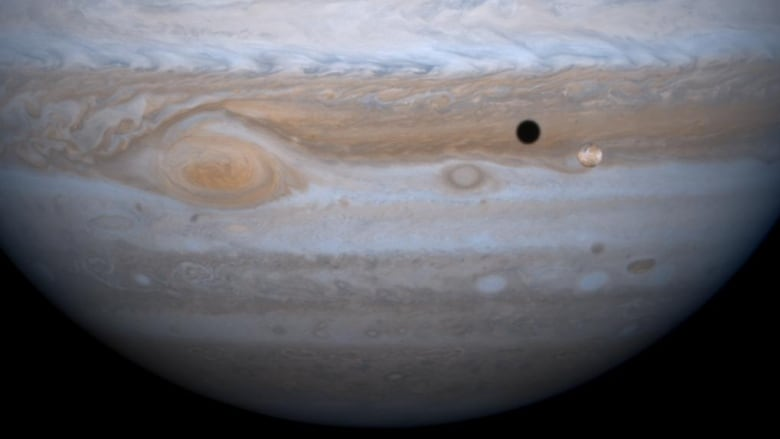 Want to help name a moon? You could name 5 of Jupiter's