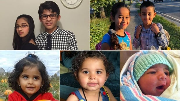 7 white caskets as Halifax says goodbye to children lost in house fire