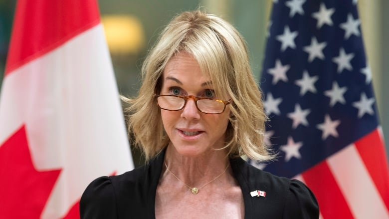 Trump announces Kelly Knight Craft as United Nations ambassador pick