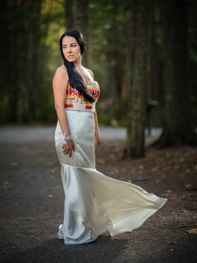 New Brunswick Designer Heading To International Indigenous Fashion Event Cbc News