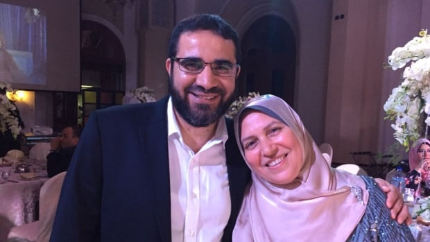 Canadian released from Egyptian prison after almost 500 days in custody | CBC News