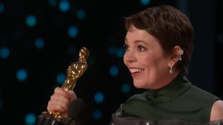 Olivia Colman's Oscar Acceptance Speech is One for the Ages