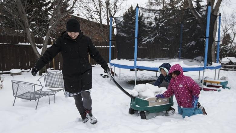 Not Canadian enough': Edmonton woman's girls denied