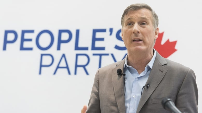 Bernier kicks off People's Party national campaign