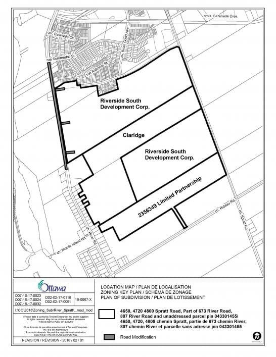 More than 2,000 new homes planned for Riverside South | CBC News