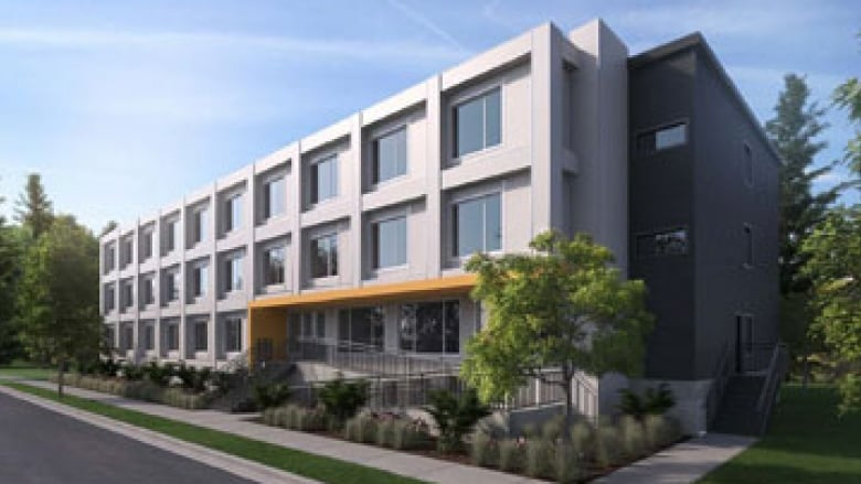 First permanent modular homes for Surrey's homeless take