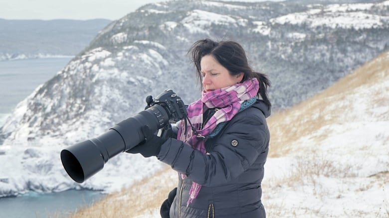 The Weather Network - NL photographer gets shot of a