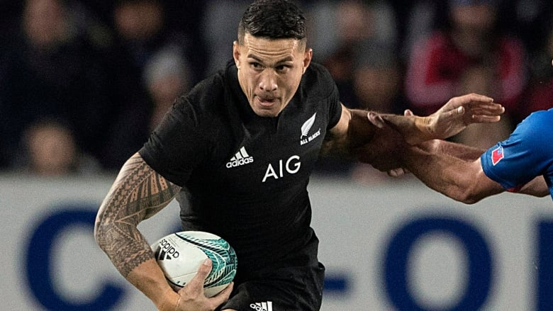 9f1633d323e Sonny Bill Williams is a superstar in the rugby world and has been on the  radar of Toronto Wolfpack owner David Argyle. (File/The Associated Press)
