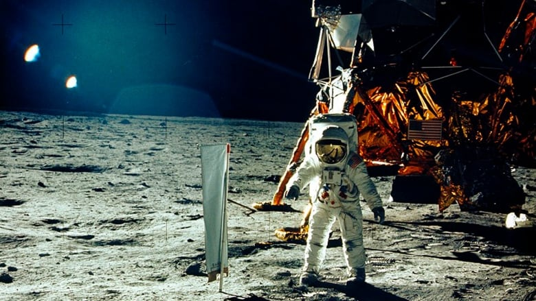 84d179ea Astronaut Edwin (Buzz) Aldrin stands beside a solar wind experiment next to  the lunar module spacecraft on the surface of the moon after he and fellow  ...