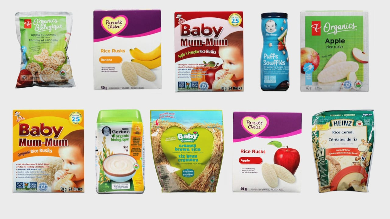 5aa326b284fc Some baby foods sold in Canada would be  illegal in Europe