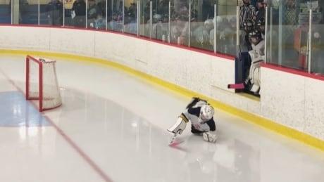 Hockey falls