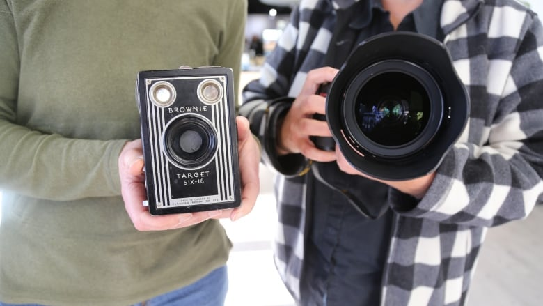 From analog to digital and back again, Beau's has captured photographers' needs