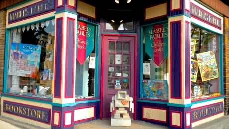 Mable's Fables bookstore