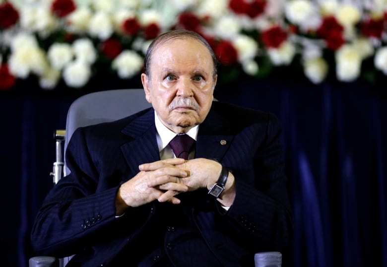 Algerian president confirms fresh poll bid despite protests