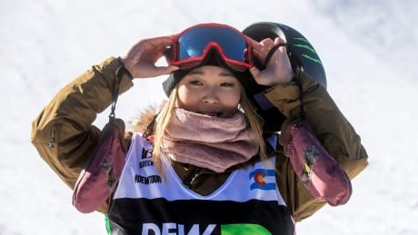 Dew Tours Snowboard Finals