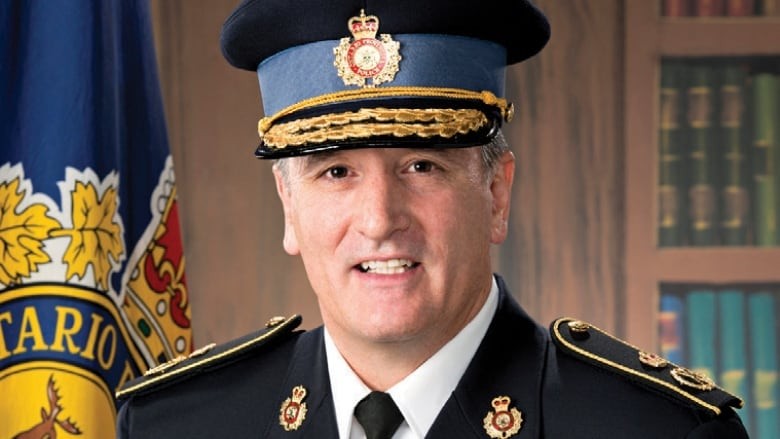 OPP veteran says firing by Ford government is 'reprisal' for Taverner lawsuit