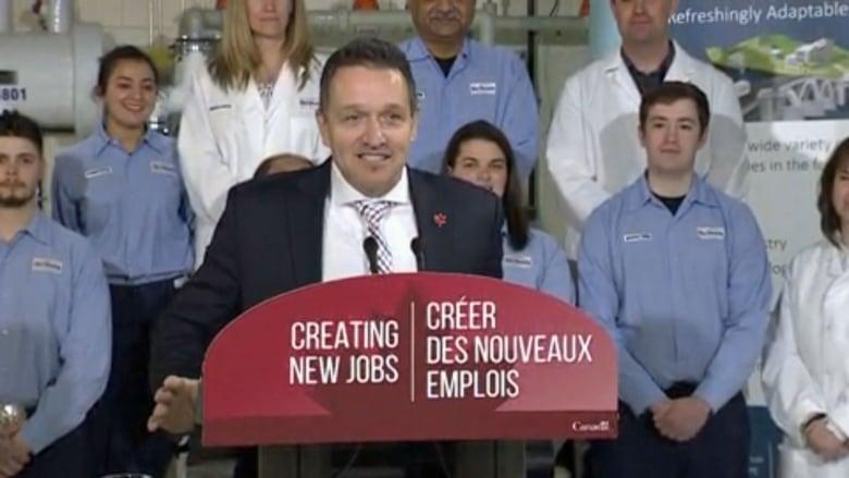 Trudeau announces $37.5M investment in P.E.I. biotech company