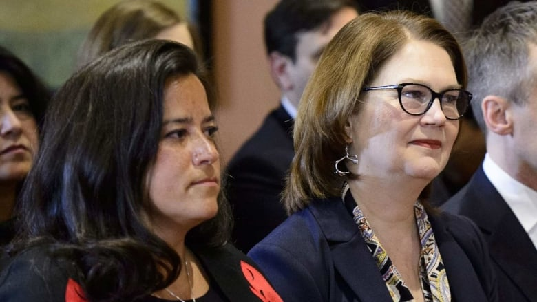 At this point, the Philpott-Wilson-Raybould end game is