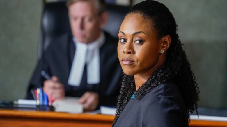 There's never been a show about a Black female Canadian lawyer ...
