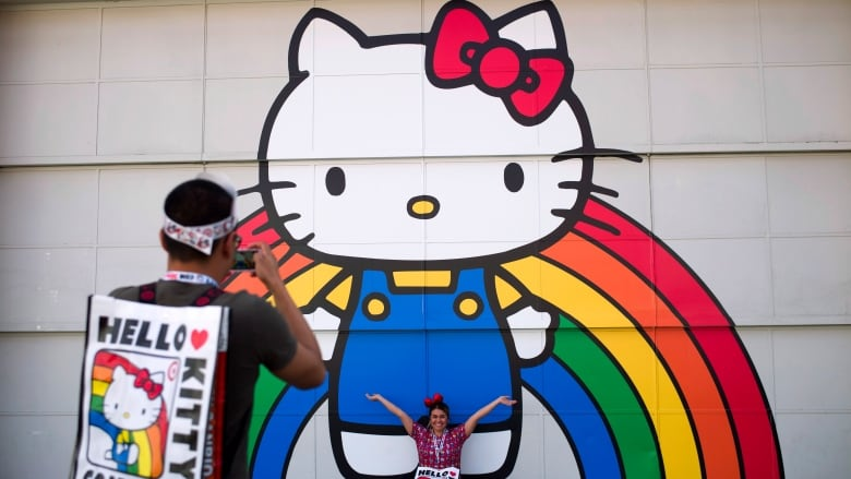 Hello Kitty Movie Is Happening at New Line