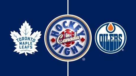 HNIC - Toronto Maple Leafs at Edmonton Oilers - TOR at EDM