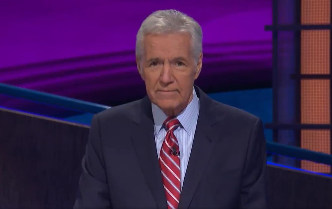 'I'm going to fight this' Jeopardy host Alex Trebek announces Stage ...