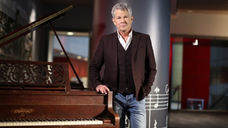 David Foster on his charitable work and collaborations with Céline Dion, Whitney Houston and Neil Young