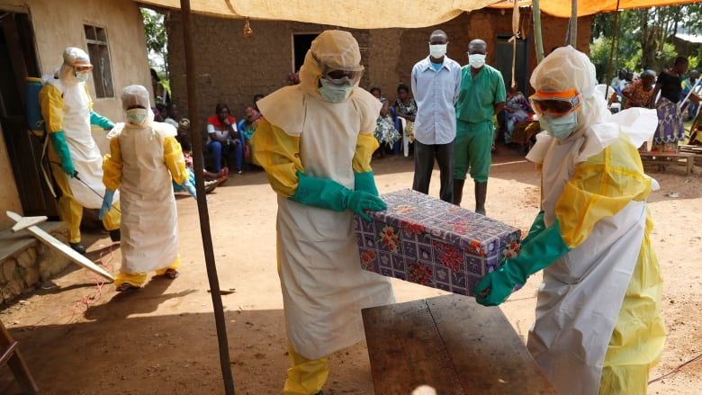 Congo-Kinshasa: Community Mistrust Hampers Ebola Fight in Eastern Congo - MSF