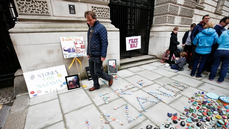 Diplomatic protection for jailed Iran mother Nazanin Zaghari-Ratcliffe