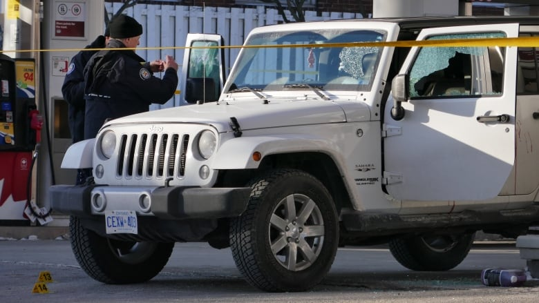 Toronto police ID man shot to death at gas station, but have no info on gunman