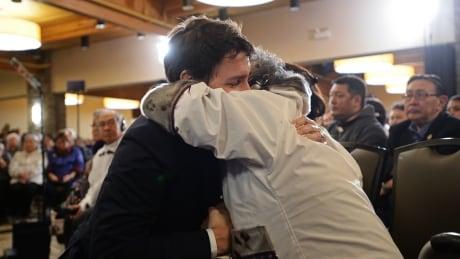 Trudeau TB Apology