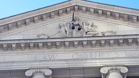 Law Courts in Winnipeg