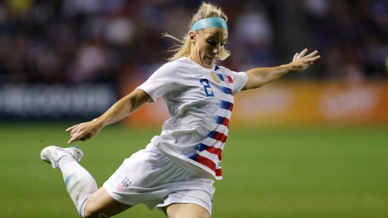 National team women's soccer players sue for equal pay