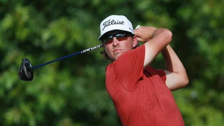 Calgary's Roger Sloan shot a 3-under 69 in Friday's second round. (Matt Sullivan/Getty Images)