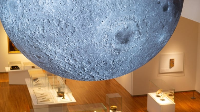 5c32baafaf A new exhibition at the Aga Khan Museum in Toronto, The Moon: A Voyage  Through Time, explores the role of the moon throughout history, in faith,  ...