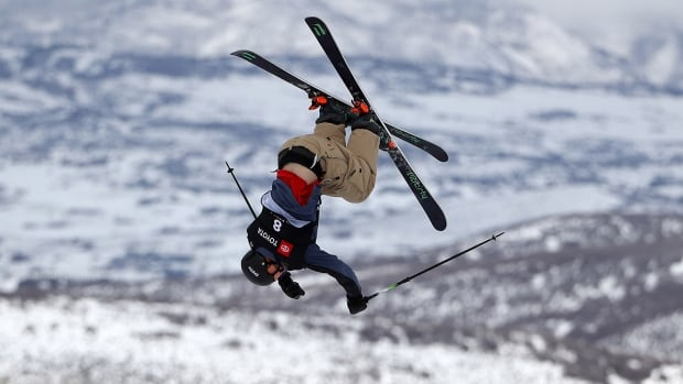Watch World Cup slopestyle skiing in Mammoth Mountain