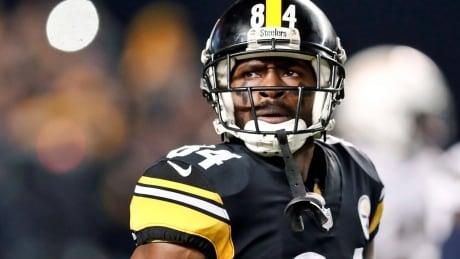 Steelers Brown Football