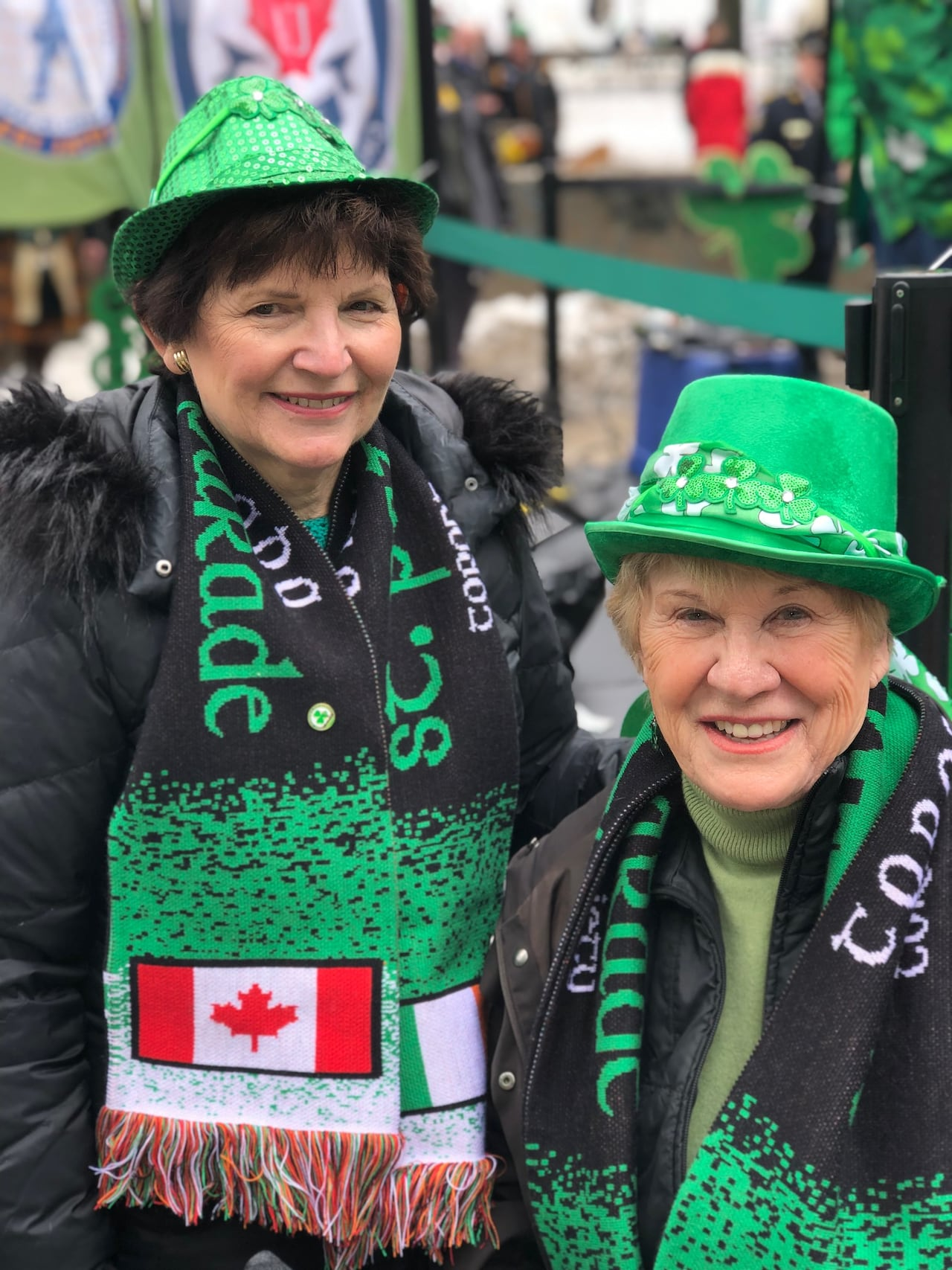 ca246b31037c2 Toronto celebrates all things Irish at annual St. Patrick s Day parade